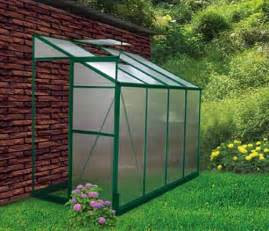 lean to 4 x 8 backyard garden greenhouse diy kits - Backyard Greenhouse Kits