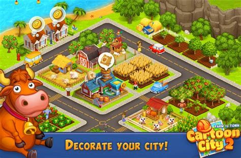 free download game megapolis mod apk for android cartoon city 2 farm to town mod apk for android free download