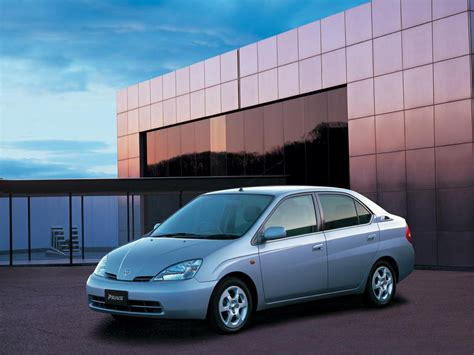1997 Toyota Prius 1997 Toyota Prius Related Infomation Specifications