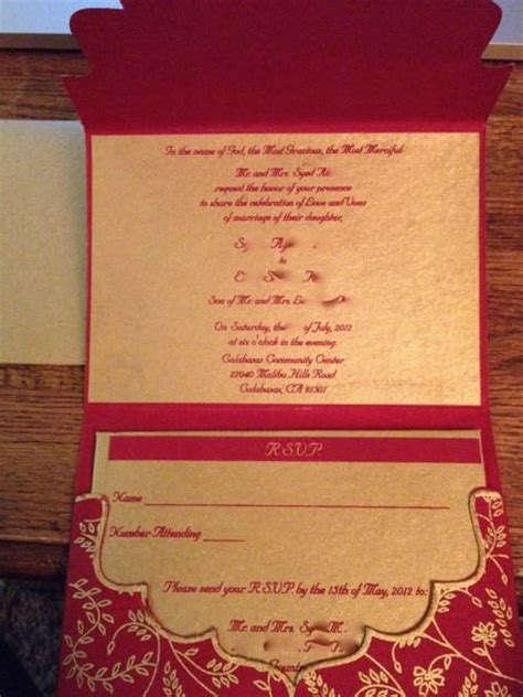 bengali wedding invitation cards wordings invitation reveal bengali style weddingbee