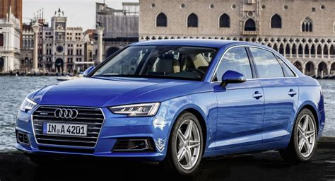 Audi A4 News by Audi Looks Up With All New A4 Allroad Quattro At Detroit
