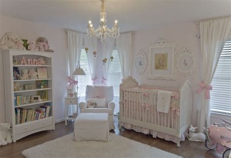 Bedroom Decorating Ideas Country Style - 10 shabby chic nursery design ideas