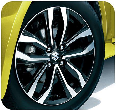 Suzuki Alloy Wheels Suzuki Style Alloy Wheel Specially Cut Indian