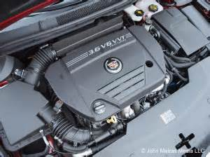 Cadillac Engine Sizes 2014 Cadillac Xts Vsport Drive Review Splitting The