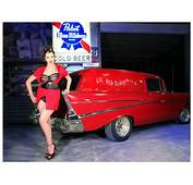Hot Rods Women And PBR What More Could You Want