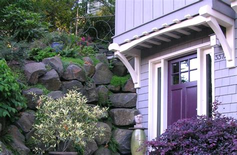 roland beginner small yard landscaping ideas  hillsides