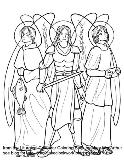 snowflake clockwork archangels and st jerome