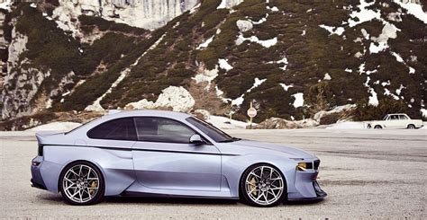 bmw concept 2002 bmw 2002 hommage concept pays tribute to original 2002