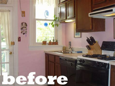 Kitchen Facelift Before And After Give Your Kitchen Cabinets A Facelift