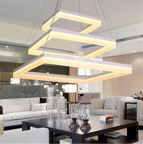 slim fixture square led light living room bedroom ceiling for restaurant foyer bedroom dinning living room modern