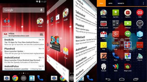 top nova launcher themes 2015 best android launcher of 2017 makes android faster
