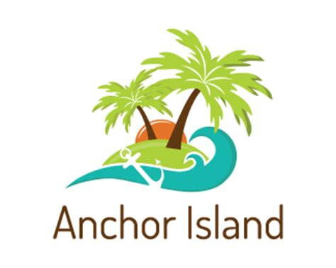 anchor island designed by dalia | brandcrowd