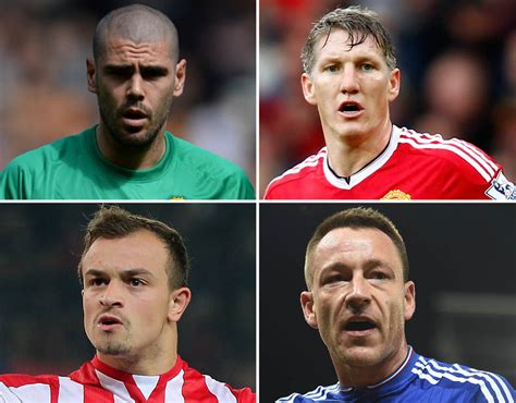 premier league s most decorated players pictures pics