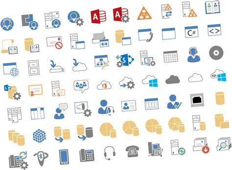microsoft visio shapes microsoft released new visio stencils for office server