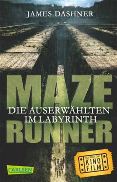 buch zum film maze runner meikes little world of books rezension zu the maze runner