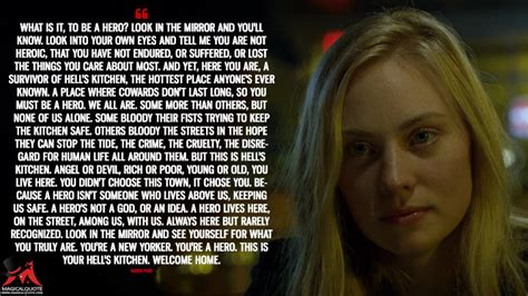 Marvel's Daredevil Quotes: Not Everyone Deserves a Happy ... I M Lost Quotes