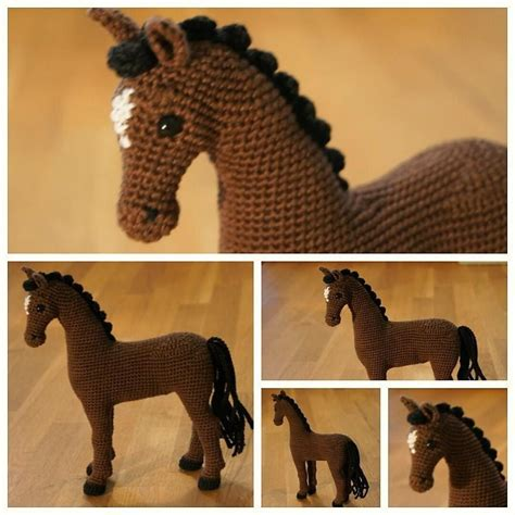 amigurumi horse crochet crochet animal amigurumi hayley the