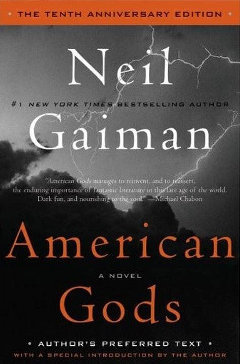 american gods cover unveiled for 10th anniversary edition of american