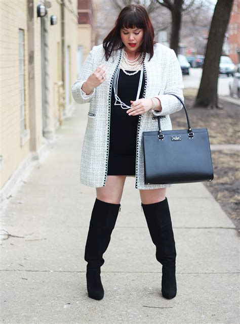 plus size the knee boots the knee boots archives style plus a