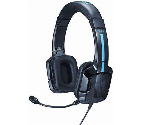 Headset Blue tritton tri906390002 02 1 gaming headset black blue deals pc world