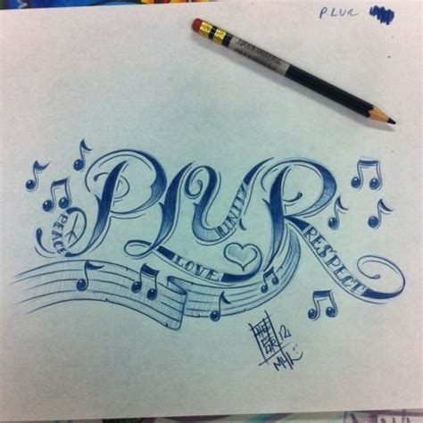 plur tattoo designs 10 best plur peace unity respect images on