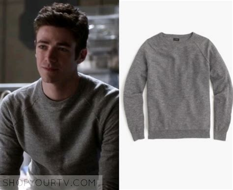 Barry Wardrobe by Shop Your Tv The Flash Season 2 Episode 18 Barry S Grey