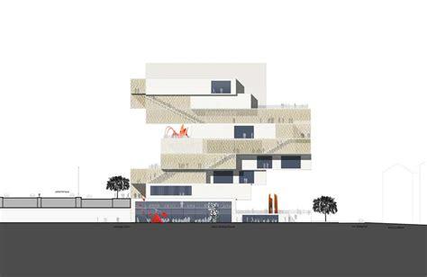 House Of Arts And Culture Beirut Mikou Design Studio E Architectural Design Studio Culture