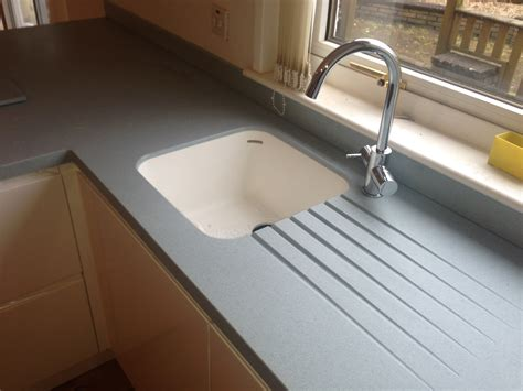 Images Of Kitchen Design by Corian Bespoke Solid Surfaces Limited