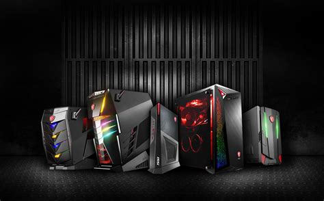 the best gaming pc 2018 gaming desktop msi