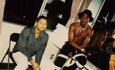 queen latifah and tupac 'had a blast' in a gay club