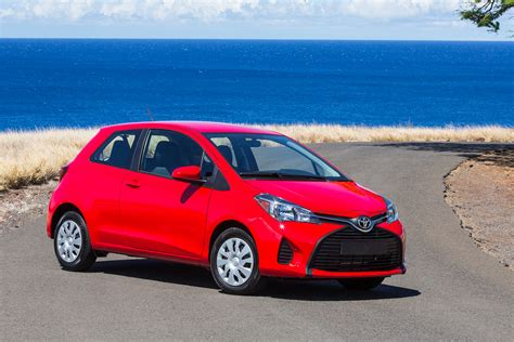 toyota corporation usa 2016 toyota yaris review carrrs auto portal