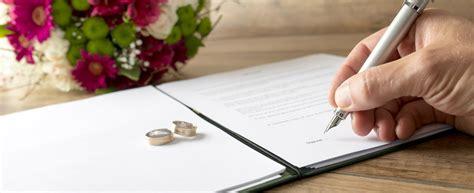 Hochzeit Unterlagen by Standesamtliche Hochzeit Was Braucht F 252 Rs Standesamt