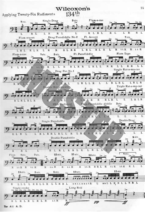modern rudimental swing solos b 252 cher jan rohlfing
