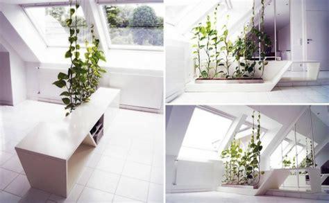 pflanzen raumteiler 30 raumteiler ideen paravent bis regal f 252 r jeden