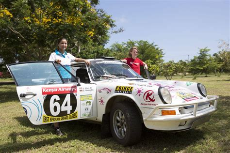 african safari car the rally queens set to fly high during the east african