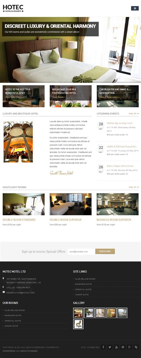 drupal theme jollyness hotec premium responsive hotel spa resort drupal theme