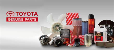 Toyota Spare Parts Toyota Service And Spare Parts