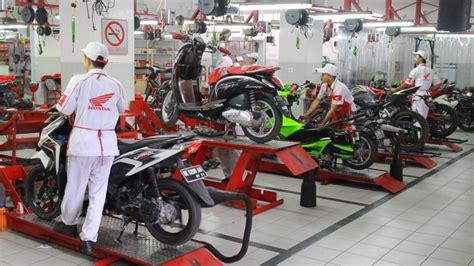 bengkel modifikasi motor di bekasi barat sepanjang ramadhan servis di bengkel resmi honda jawa