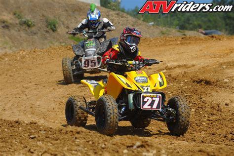 motocross races in pa mushin racing s kodi ward podiums at pleasure valley atv