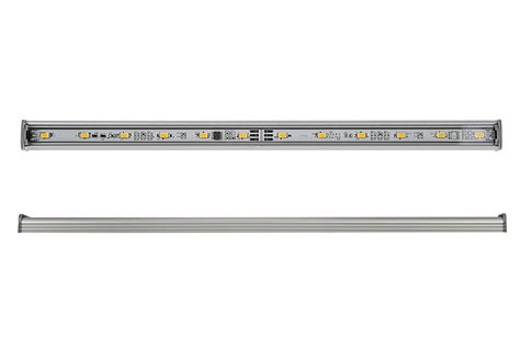 Bar Fixtures Led Linear Light Bar Fixture 874 Lumens Bright Leds