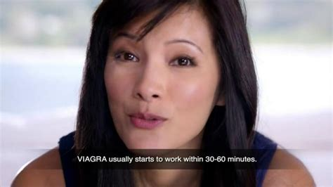 who is actress in viagra december 2014 ad viagra tv commercial actress