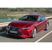 New Lexus RC 300h F Sport 2019 Review  Auto Express