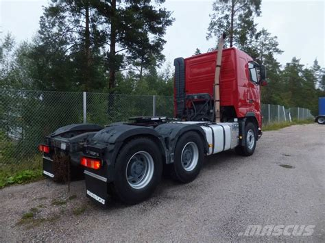used volvo tractor used volvo fh 13 540 6x4 3200 tractor units year 2011