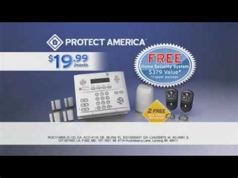 home security system how to get free equipment and