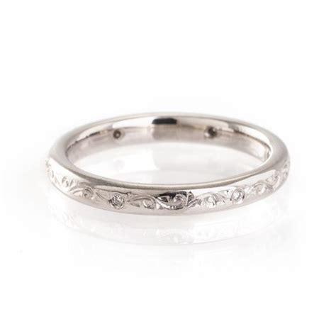 engraved wedding bands show me yours weddingbee