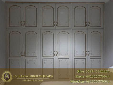 Lemari Wardrobe lemari pakaian wardrobe klasik modern