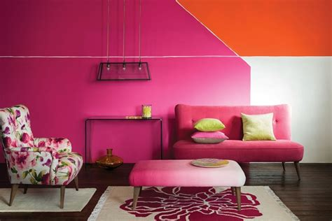 Yellow Kitchen Decorating Ideas Pink And Orange Colour Schemes Living Room Design Ideas
