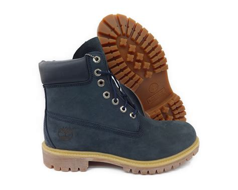 Idw081 Blue Size 14 5 timberland af 6 inch premium boot blue mens size 14 ebay
