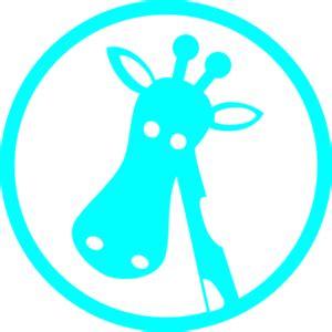 Jerapah Polka Polka Dot Giraffe Clip At Clker Vector Clip
