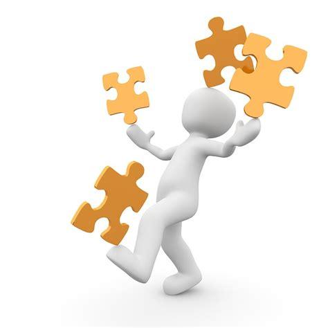 kinder partnership free illustration puzzle cooperation partnership free
